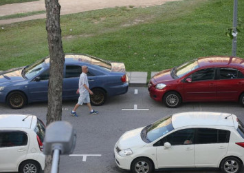Finding open-air public parking to get easier