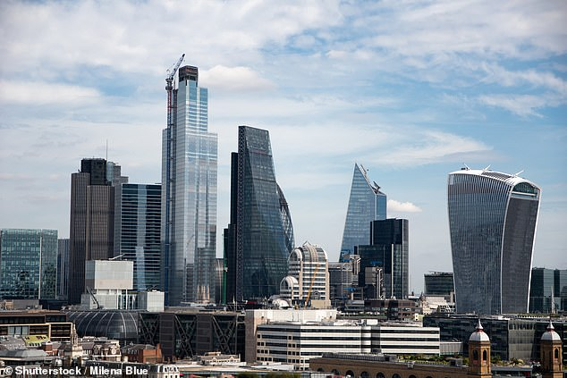 This year has seen £1.6billion of outflows across the UK property sector