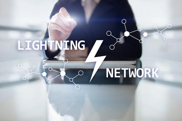 Lightning network.