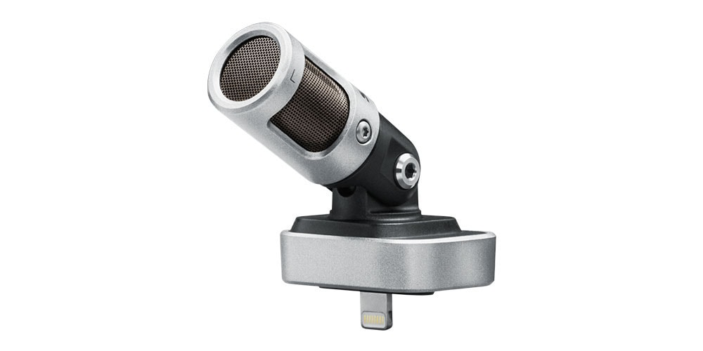 Shure MV88 Digital Stereo Condenser Microphone for Apple Devices