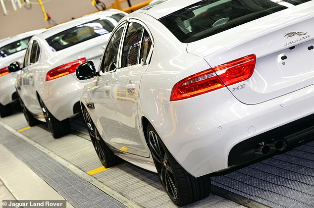 JLR is one of the car makers hit hardest by the falling demand for diesel vehicles, with its recent vehicle range swung heavily towards using oil-burning powerplants