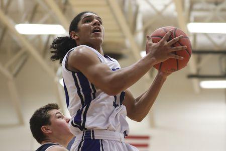 Wyoming boys basketball faces South Christian