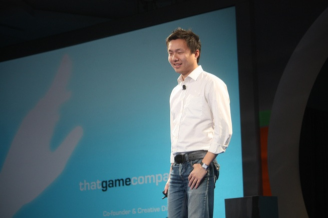 Jenova Chen is cofounder of Thatgamecompany, creator of games like Journey, Flower, Flow, and Sky.