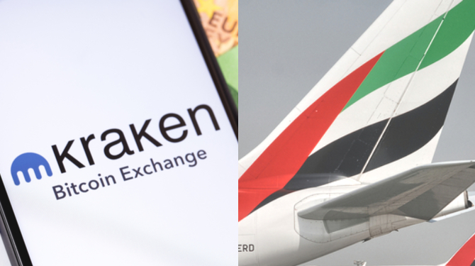 Pic of Emirates and Kraken