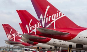 Virgin Atlantic is campaigning for a multimillion-pound bailout.