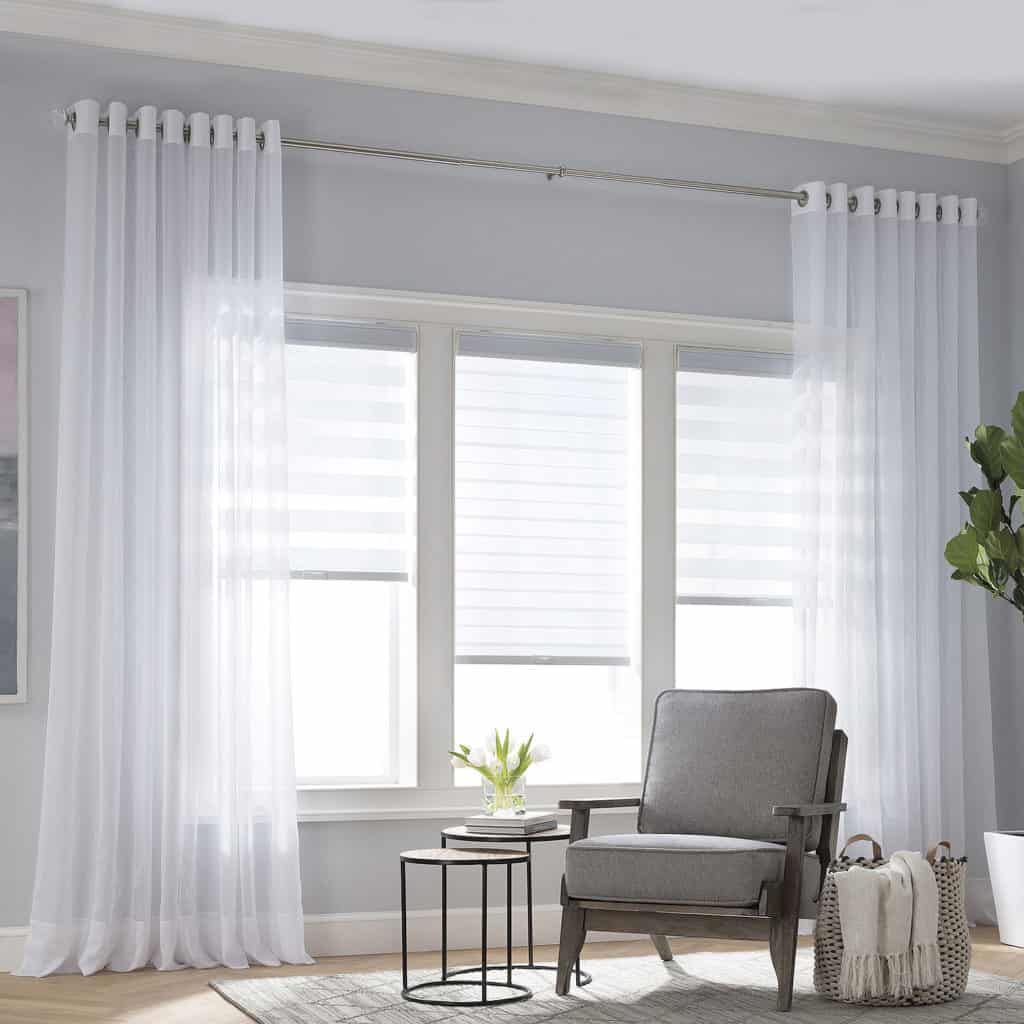Understanding The Basics of Living Room Curtains