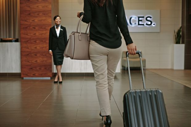 Ways to Stay Safe While Traveling for Work