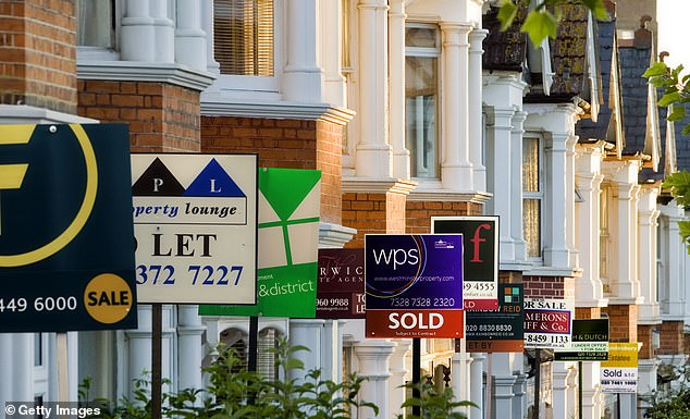 Residential property transactions were down 53 per cent in April compared with last year, according to HMRC