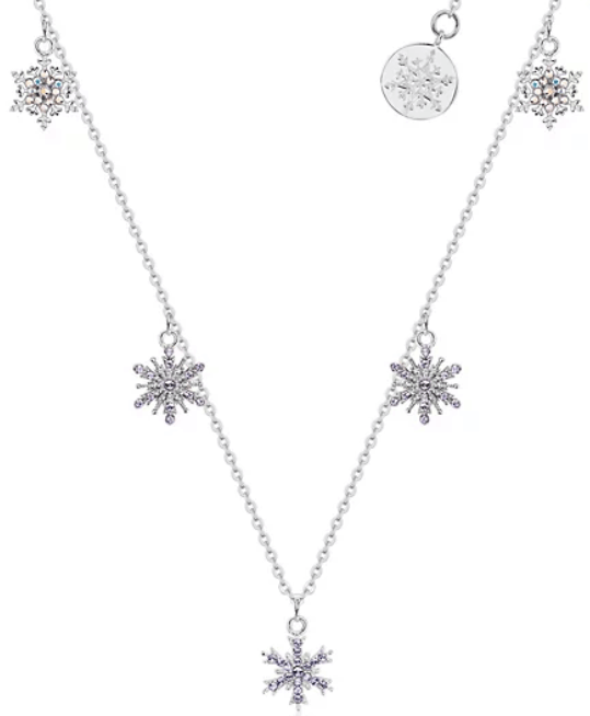 How pretty is this Frozen 2 necklace