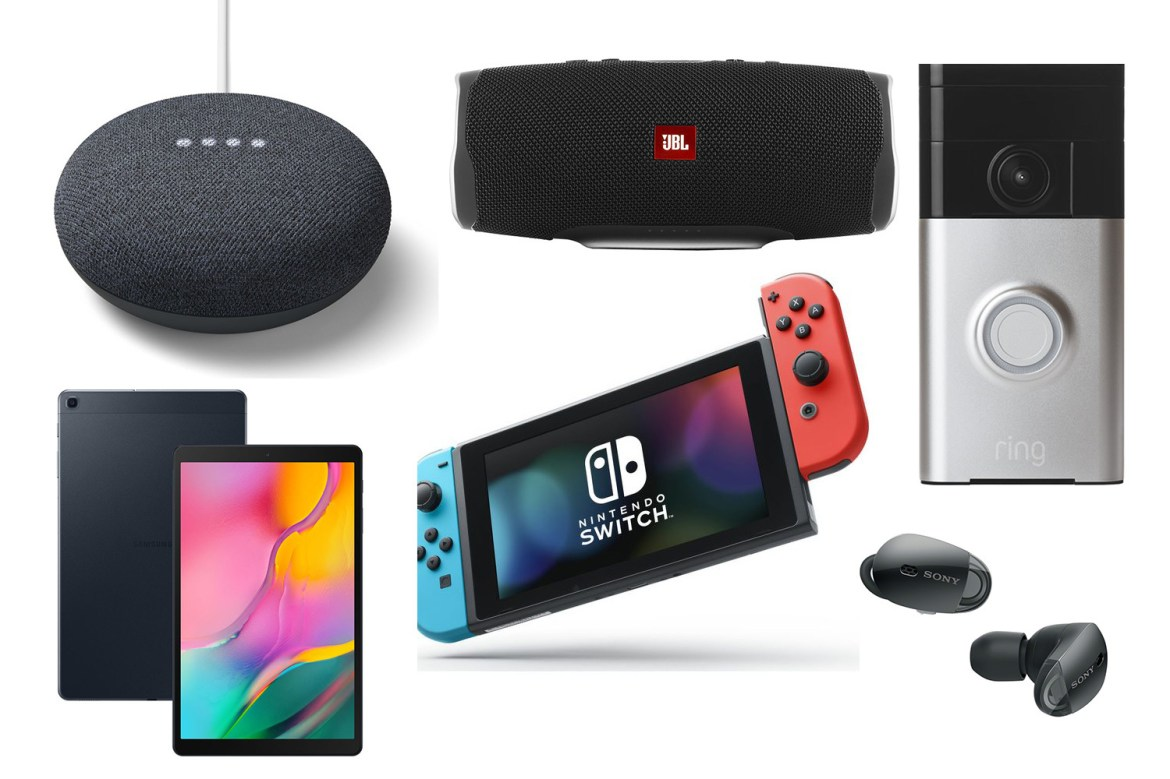 Last year Currys listed the top tech gifts for Christmas