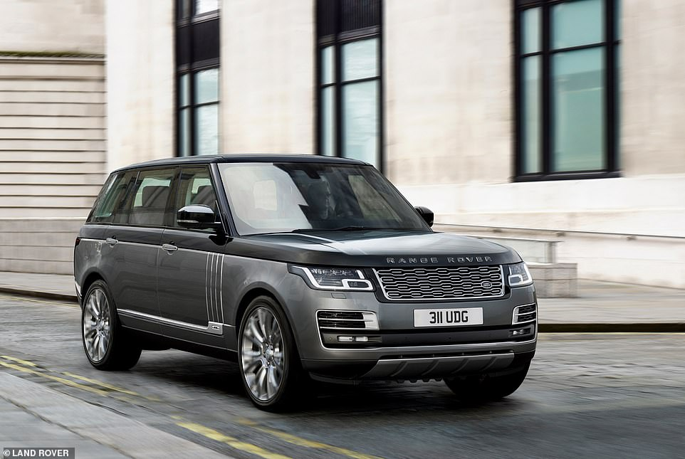 The SVAutobiography is the £130,000+ SUV for those who don't think a standard Range Rover is quite fancy enough
