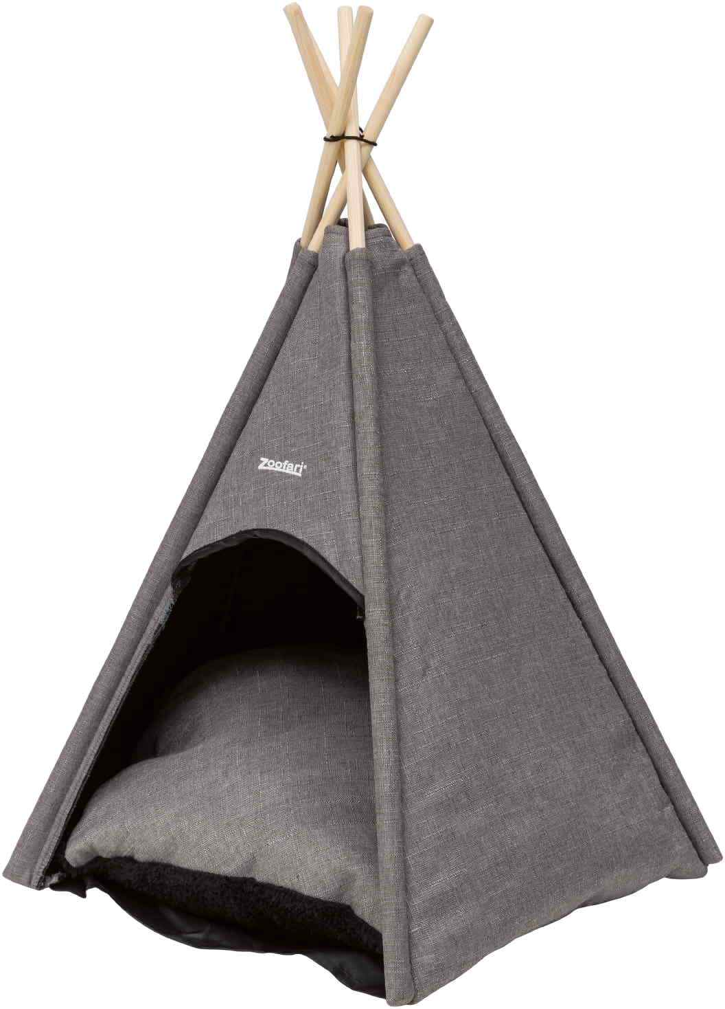 Treat your pet to this really cute  tent for just £12.99 from Lidl
