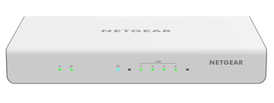 Netgear BR200 Insight Managed Business Router front view