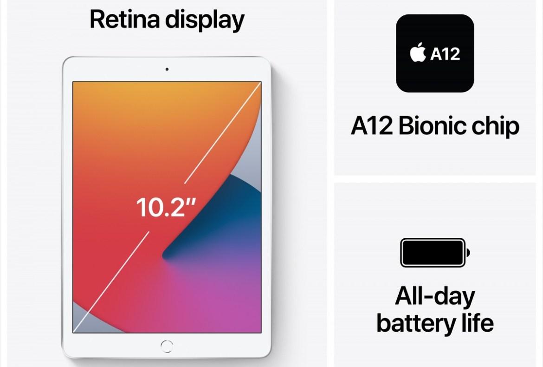 Apple's new 8th generation iPad is already just $299