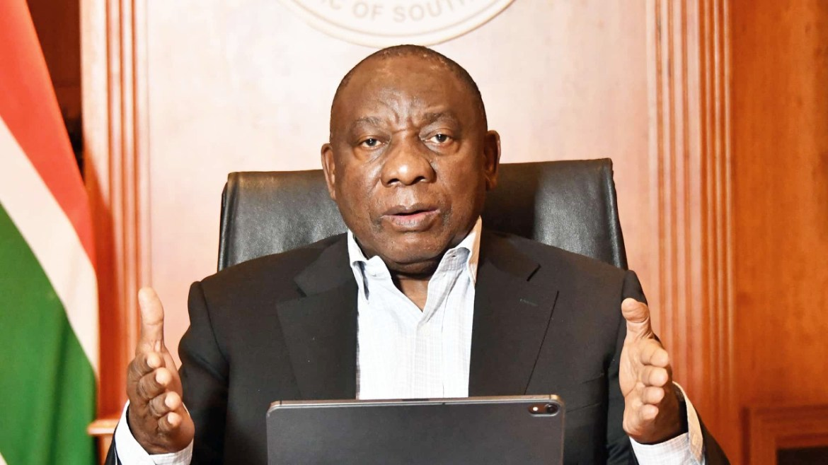 Bitcoin Revolution South Africa: Scam Claims Support by President Cyril Ramaphosa