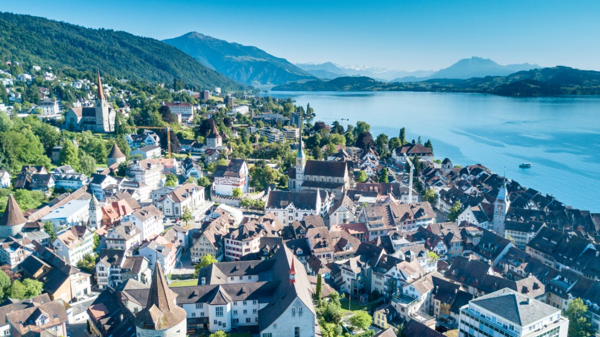 Bitcoin Will Be Accepted for Tax Payments in Swiss Canton Zug Next Year