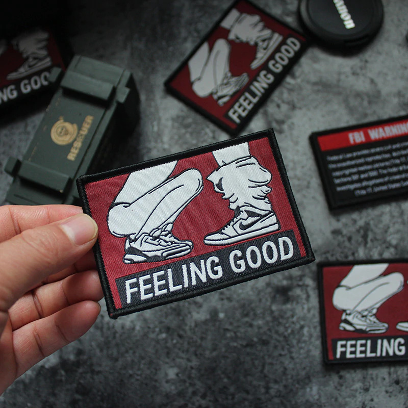 Enjoy the Special Offer of Embroidered Patches