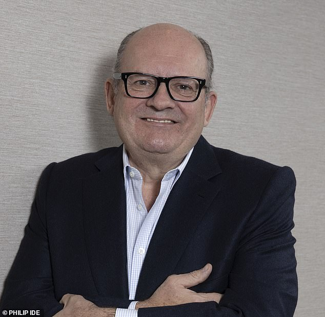 Grandee: Former Conservative party treasurer Lord Spencer has led a £4.3m fundraise for Digital Debt Capital Markets