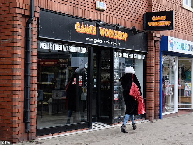 Games Workshop is now a £3bn pound behemoth that's 50% more valuable than M&S