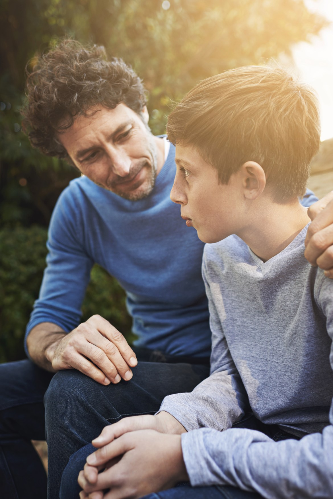 Parents have been urged to have open discussions about social media with their kids