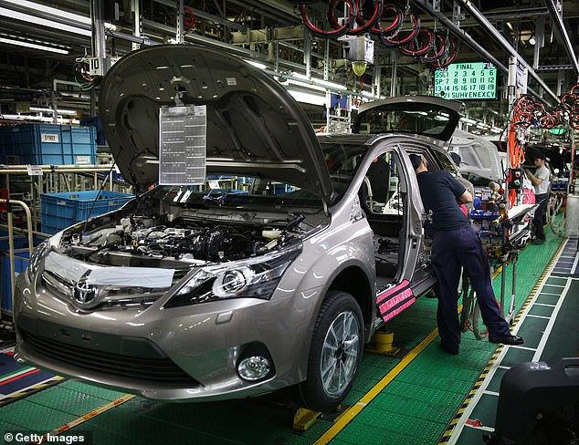 Warning: Tariffs would threaten the production of 3m EU- and UK-built cars and vans over the next five years