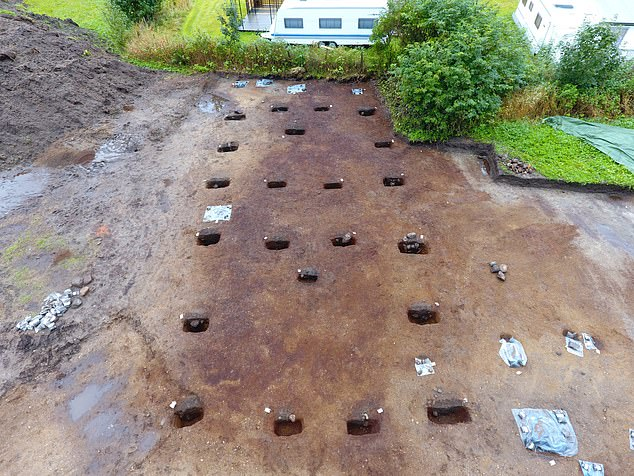 Archaeologists from the University Museum of Bergen have been excavating a site in the western region of the country and recently uncovered the 'god house' that was once a wooden structure and dates to the Viking Age