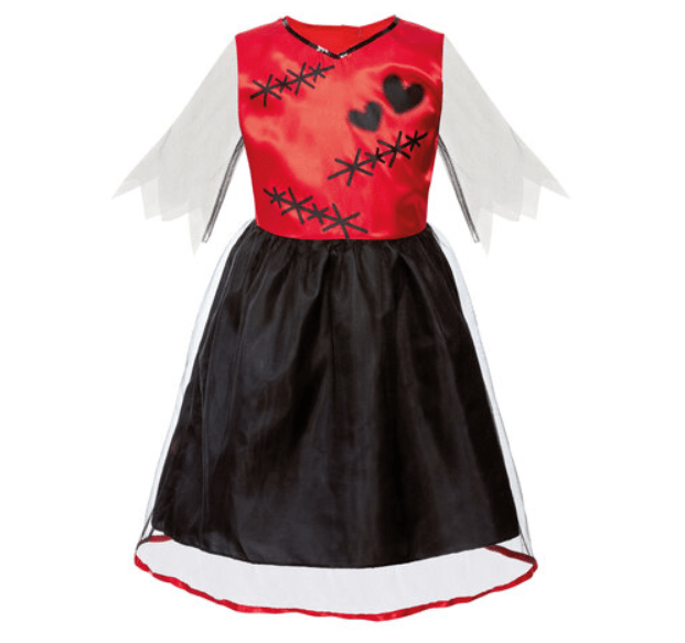 Be a devil in red with this Halloween offering from Lidl