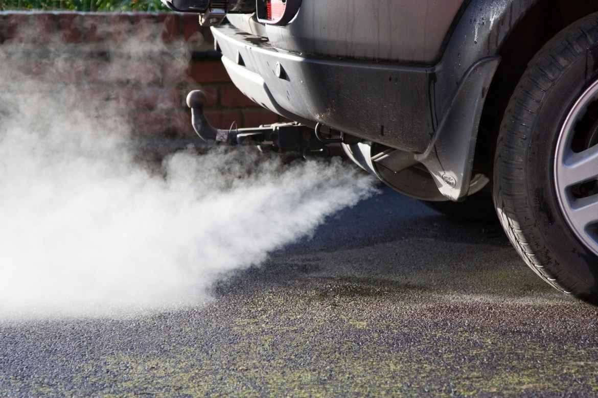 Those with a diesel or petrol car could be affected