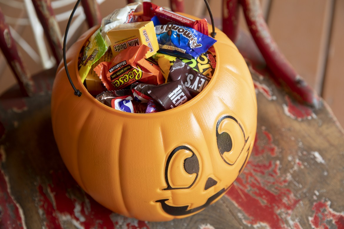 Halloween treats will be slashed in price as there aren't many parties to attend
