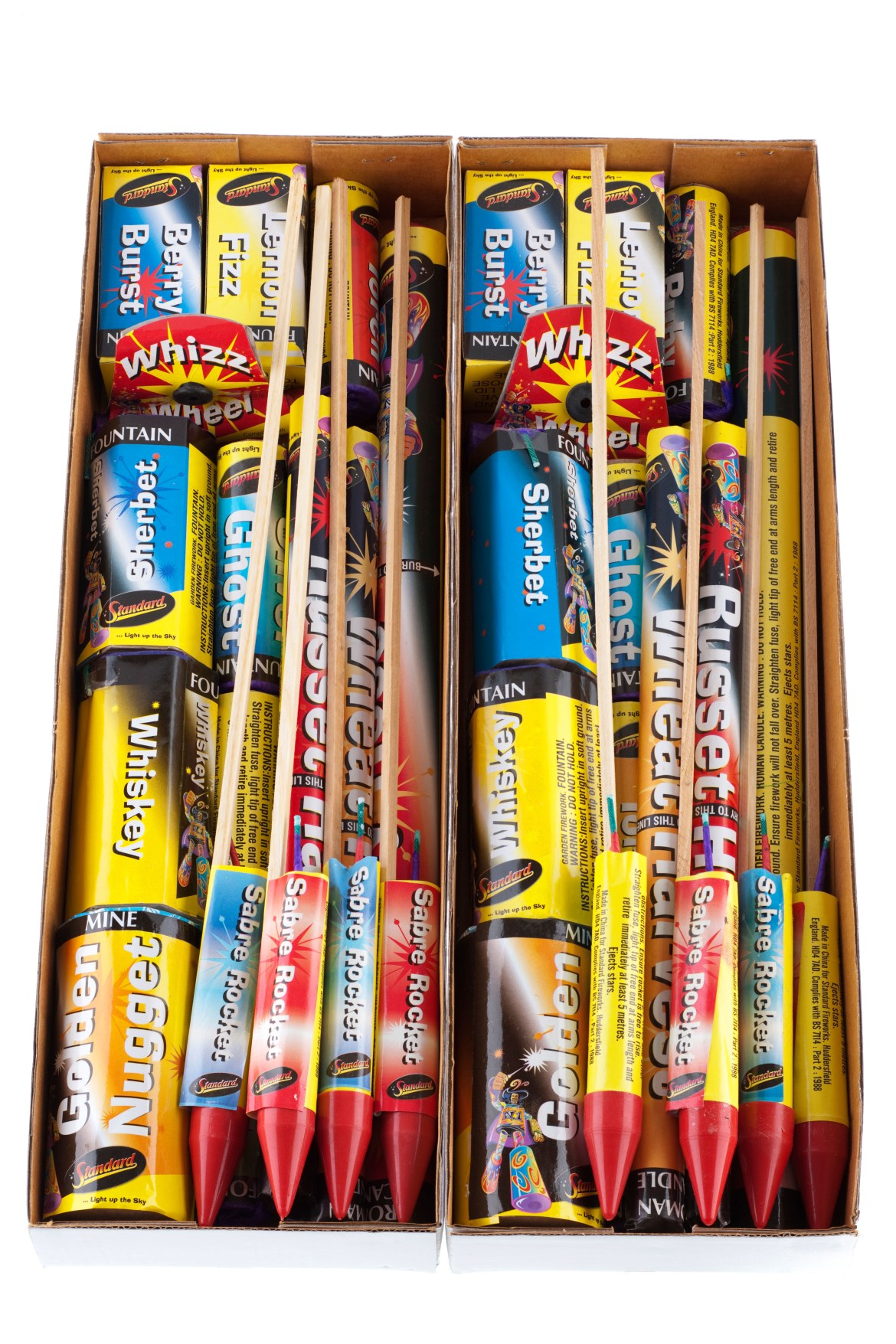 Cash in on deals for fireworks left over from Bonfire Night