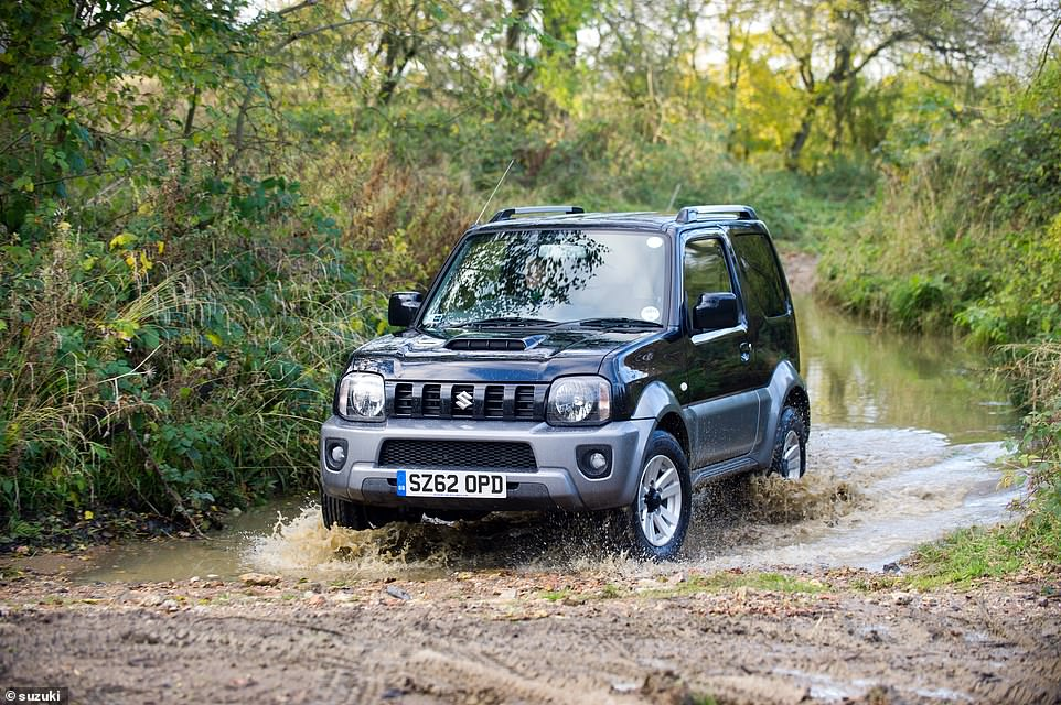 The Suzuki Jimny scored well in Warrantywise's reliability report, though gearbox issues are common