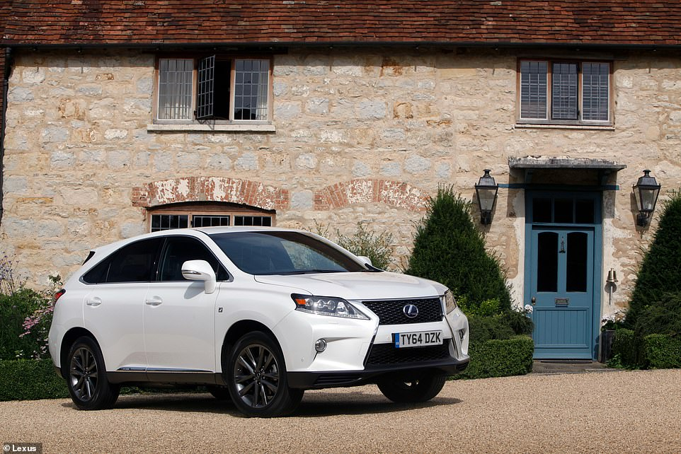The Lexus RX is a large SUV that's proving really dependable. Radiator issues are quite common