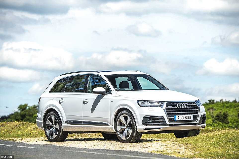 The Audi Q7 is a large premium SUV, and the warranty claims for models between 3 and 8 years old suggest the repair bills are likely to be substantial
