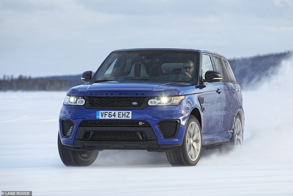 Suspension issues are common for Range Rover Sport owners and contribute to high warranty claims