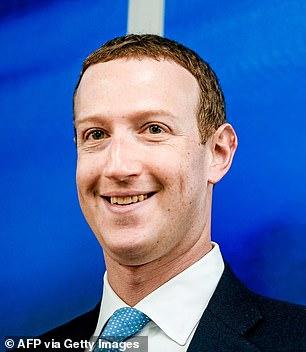 Lots to like: Facebook's Mark Zuckerberg