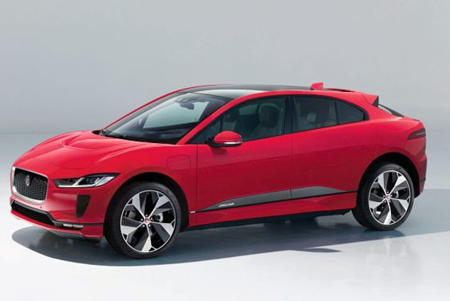 Jaguar I-PACE (pictured)was named both World Car of the Year and European Car of the Year for 2019