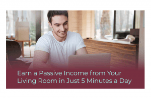 Earn Bitcoin from Your Living Room in Just 5 Minutes a Day 101