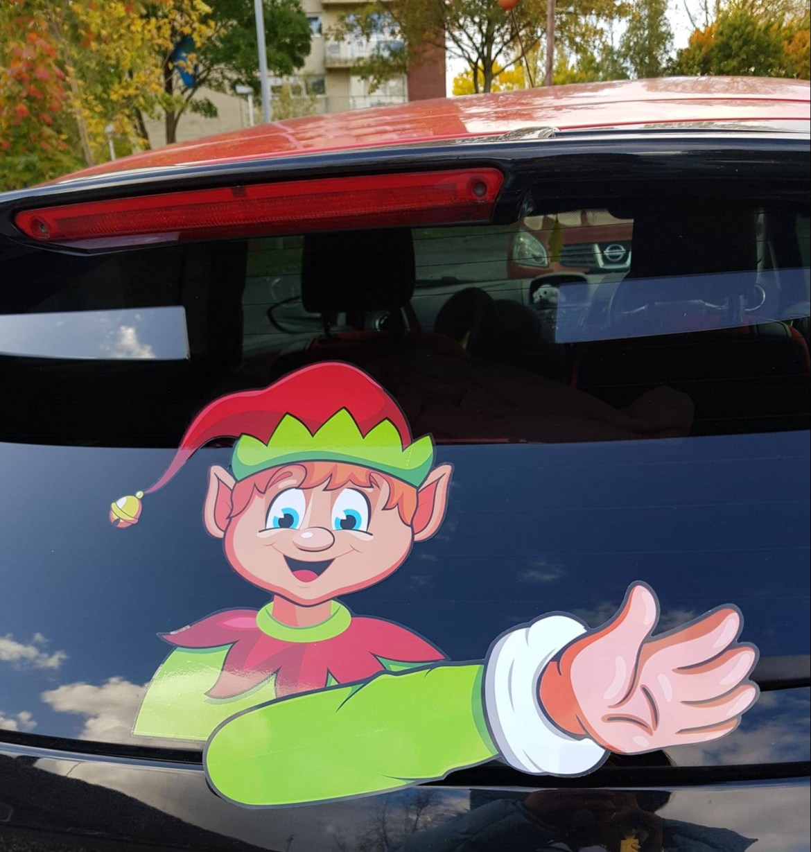 The elf windscreen wiper from Home Bargains proved popular with shoppers