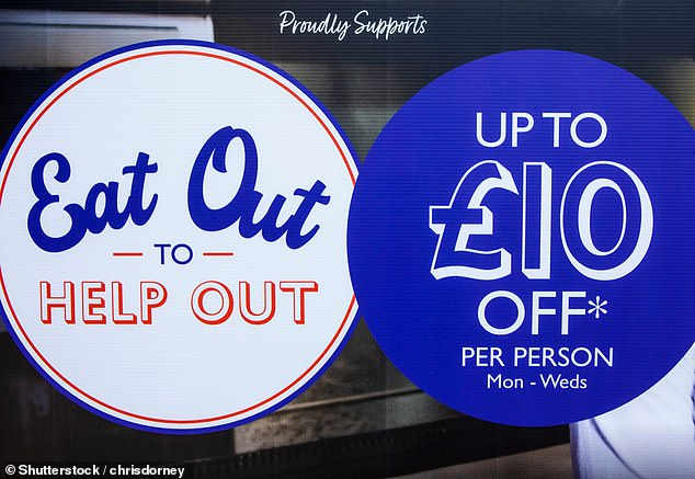 Food for thought: MP Neil Coyle has urged the Chancellor to consider a successor to the Eat Out to Help Out scheme
