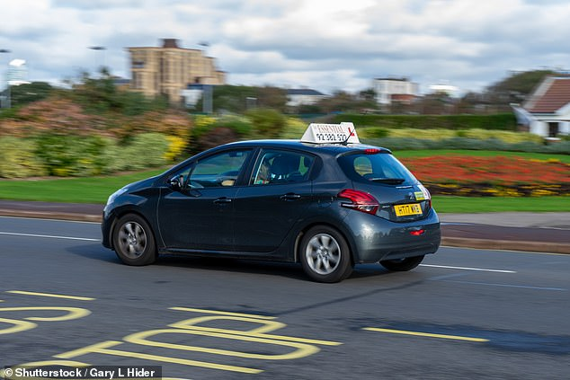 Driving lessons and tests have been suspended for the duration of the second lockdown in England