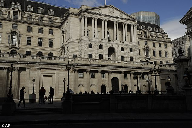 Fresh stimulus: With the economy faltering, the BoE looks set to top-up the quantitative easing programme
