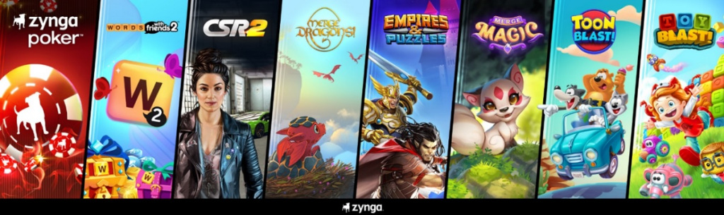 """Zynga's biggest games are its """"forever franchises."""""""