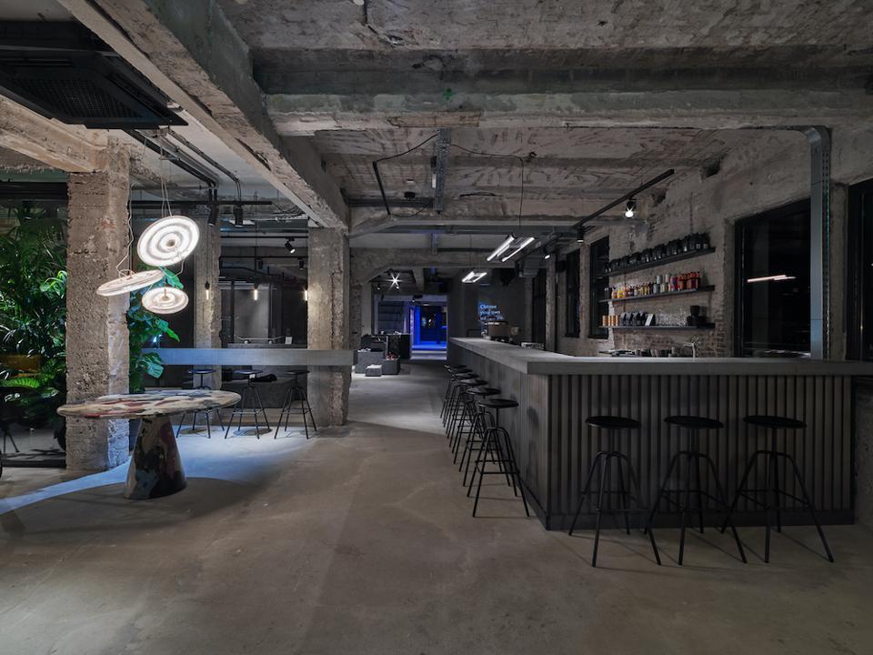Lynk & Co Amsterdam club