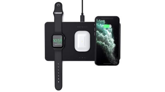 Satechi Trio Wireless Charging Pad PD 2020