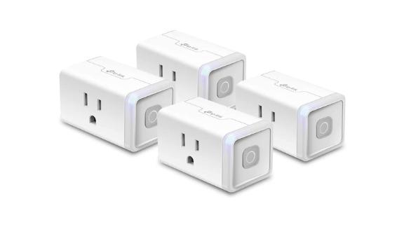 Kasa Smart Plugs, 4-pack