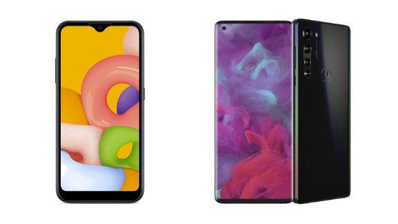 Phones from Google, Motorola, LG and more