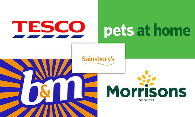 Winners:Retailers and hospitality firms were handed £10billion of business rates relief this year