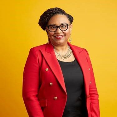 A photo of Dalana Brand, Vice President of people experience and head of inclusion and diversity at Twitter.