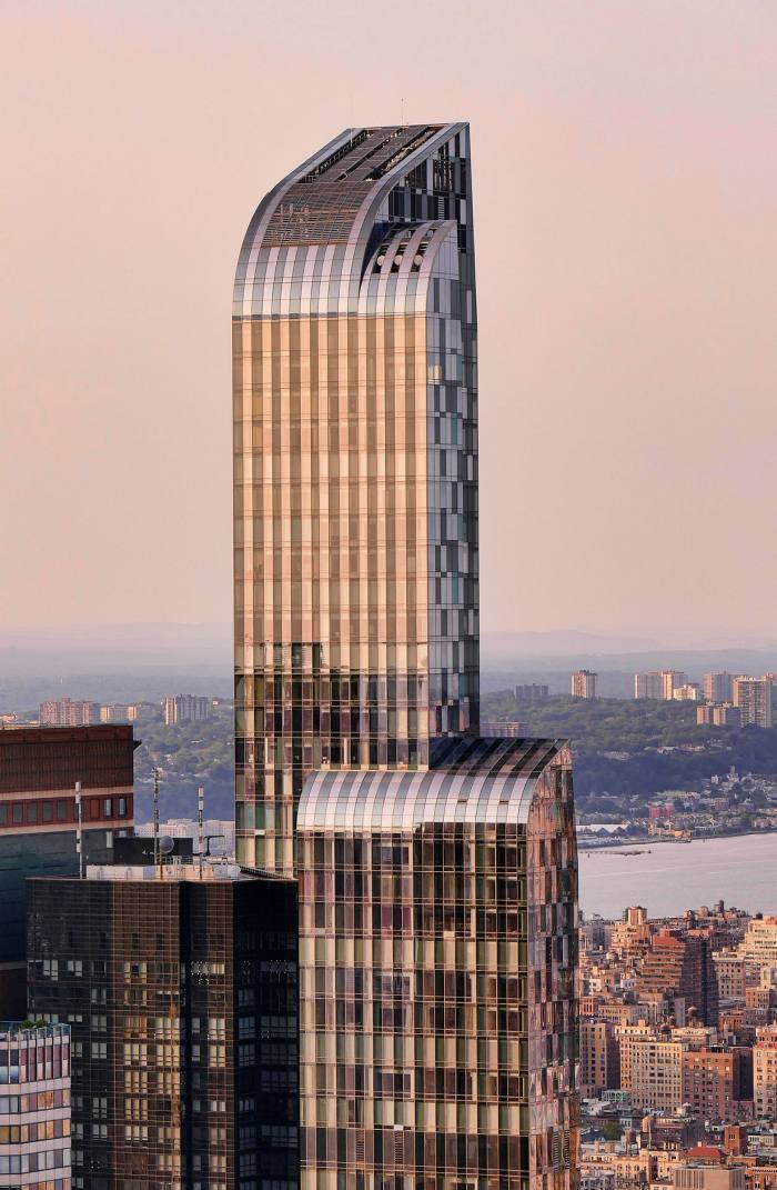 One57, a super-tall tower in Billionaires' Row