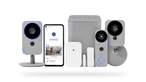 Blue by ADT Home Security System Image
